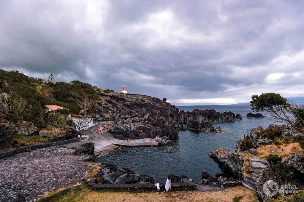 O que visitar em São Jorge: Urzelina