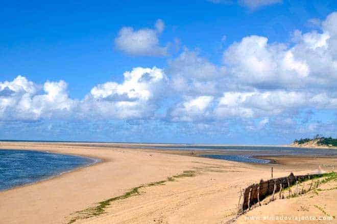 Aeroporto De Xai Xai : Praia do zongoene bilene moçambique