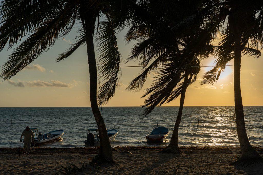 Praia de Punta Allen, México