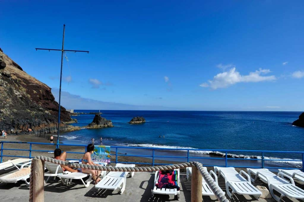 Prainha, Caniçal, otok Madeira