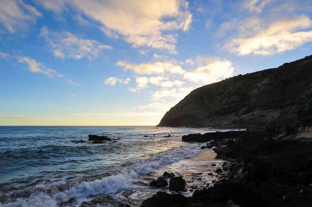 Prainha, otok Santa Maria