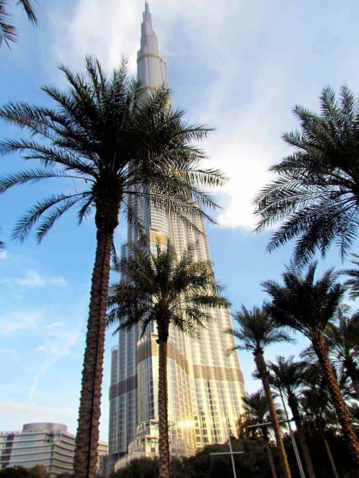 Viver no Dubai: prédios