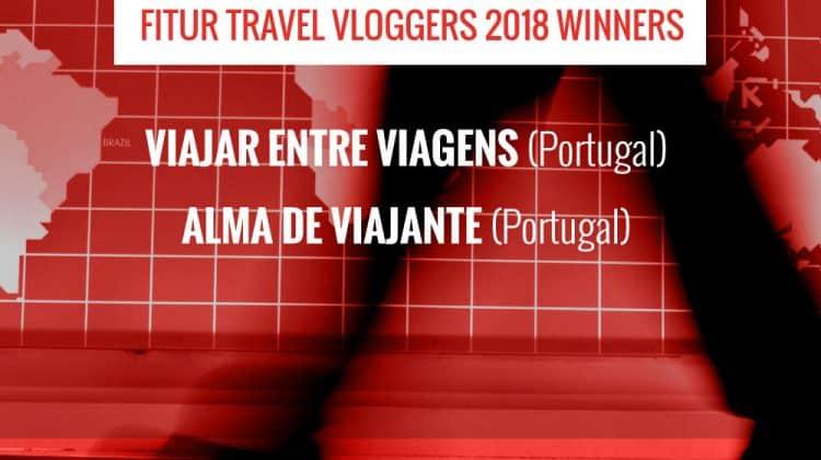 Prémio Melhor Blog de Viagens Fitur 2018