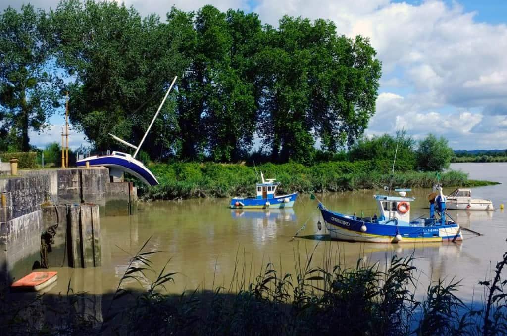 Obra de arte no Loire