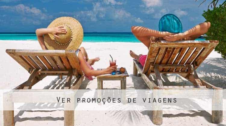Promoções de viagens