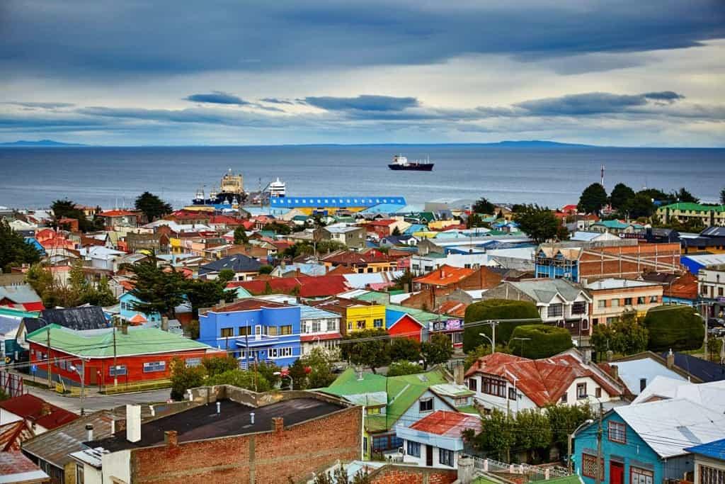 Punta Arenas, Patagónia, Chile