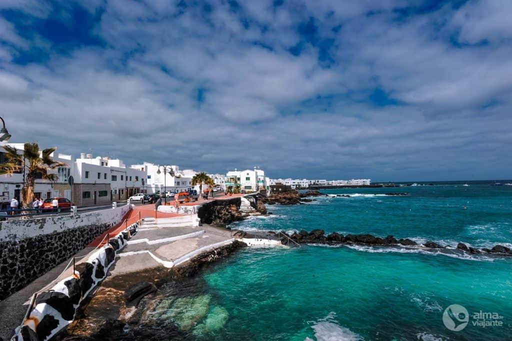 Ką daryti Lanzarotėje: apsilankykite Punta Mujeres