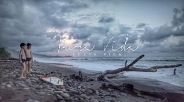 Vídeo: Pura Vida na Costa Rica