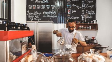 Stone Town legjobb kávézói: Puzzle Café