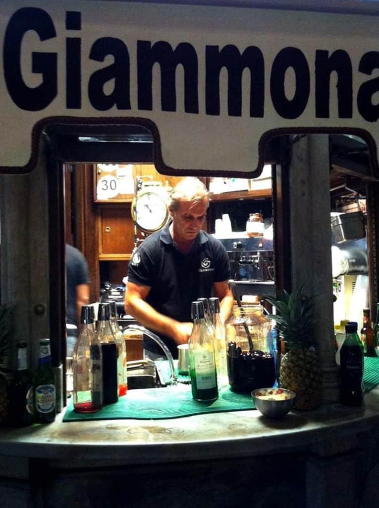 O que fazer em Catânia: Quiosque Giammona