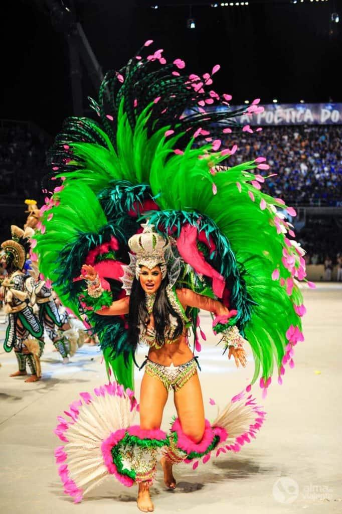 Brena Dianná, Rainha do Folclore do Boi Caprichoso