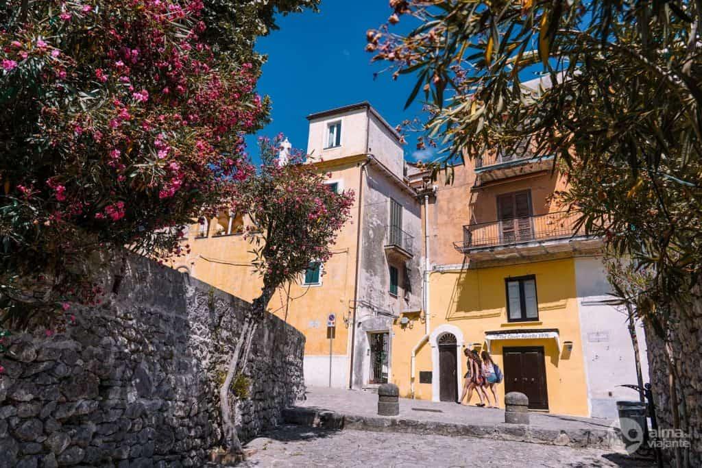 Rua de Ravello, Costa Amalfitana