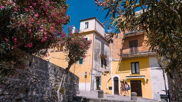 Ravello, Costa Amalfitana, Campânia