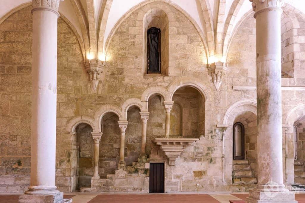 Refeitório do mosteiro