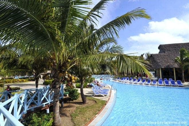 Resort tudo incluído no Cayo Santa Maria, Cuba