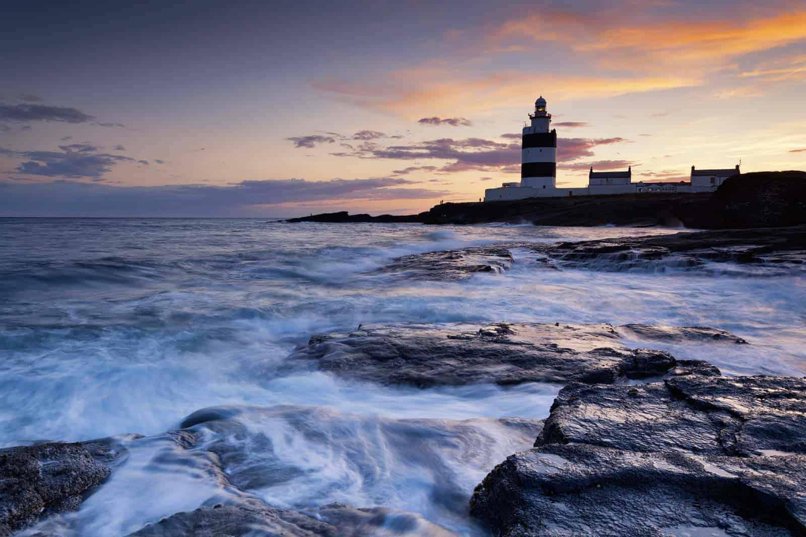 Farol, República da Irlanda