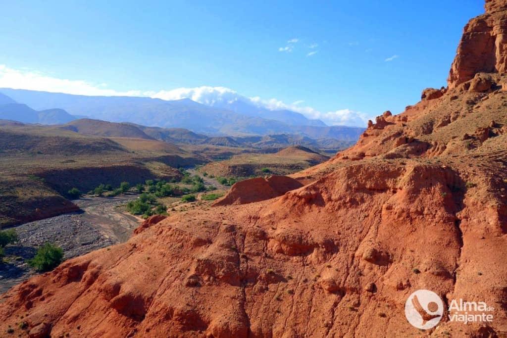 Riserva naturale di Iguernan, Ouarzazate