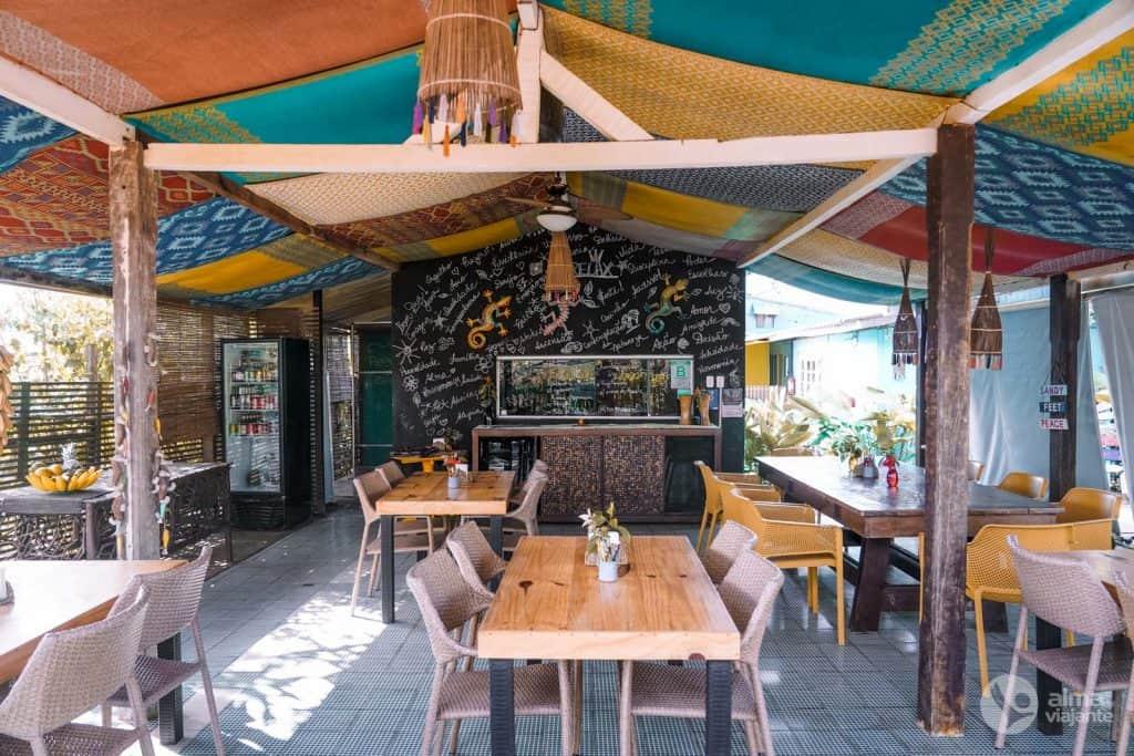 Onde comer em Noronha: All Natural