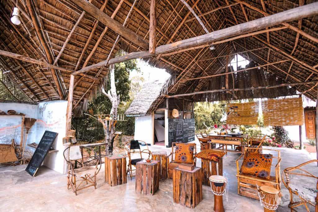 Restaurante Kuza