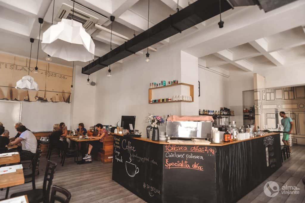 Kubista Restaurant Atsiliepimai, Bratislava