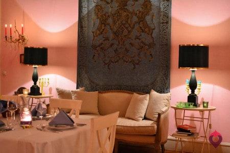 Restaurante Mezzanin 7 Viena