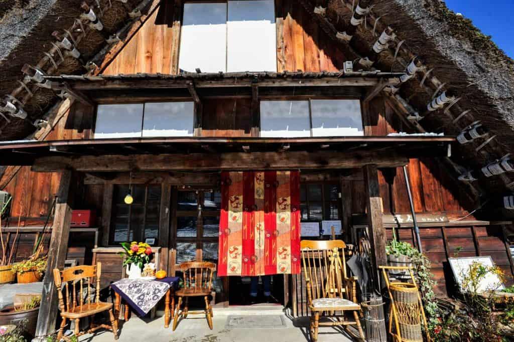 Restaurante Ochudo, Ogimachi