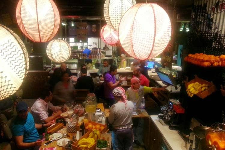 Restaurante Zaroob Dubai