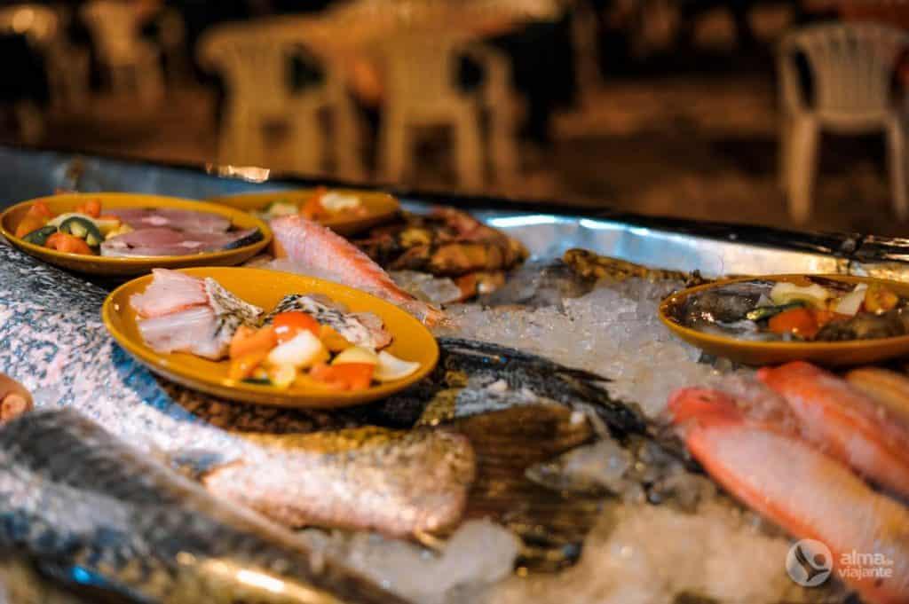 Onde comer em Koh Muk