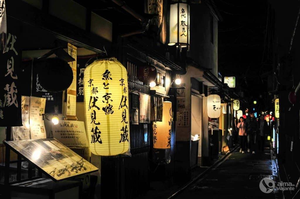 Pontosho Kyoto