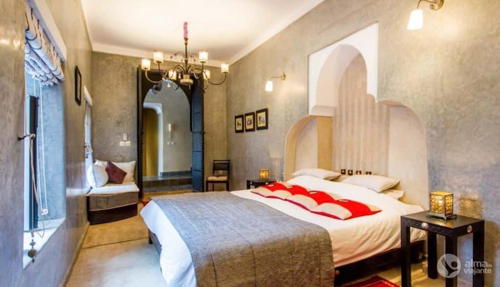 Tour Marokkó: Riad í Marrakesh