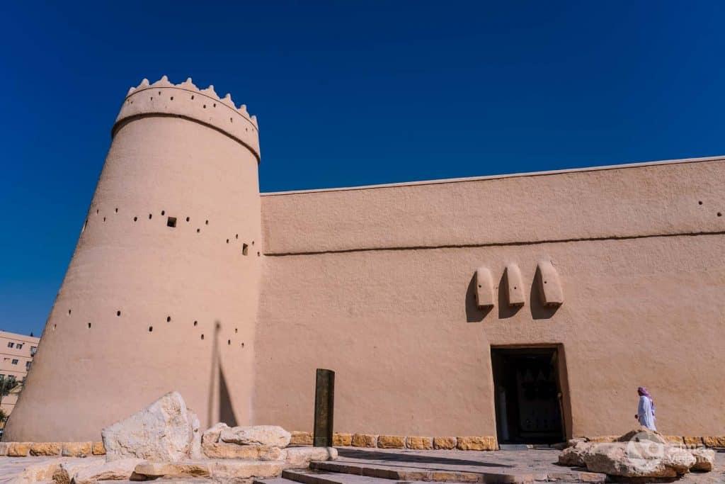 O que fazer em Riade: visitar al-Qasr Masmak