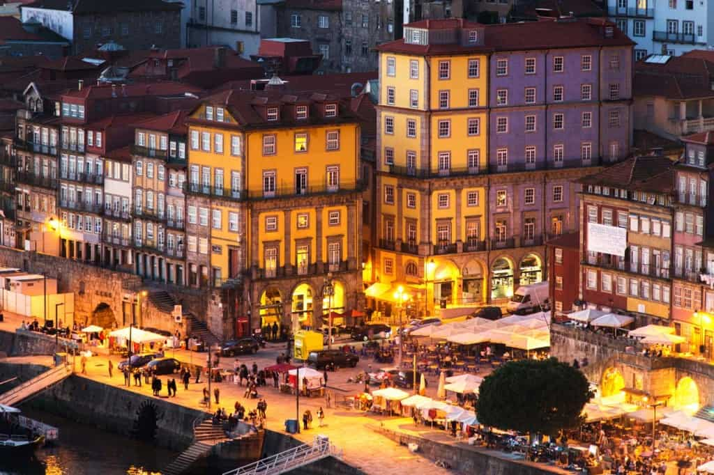 Kur apsistoti: Ribeira do Porto