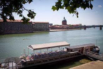 Rio Garona Toulouse