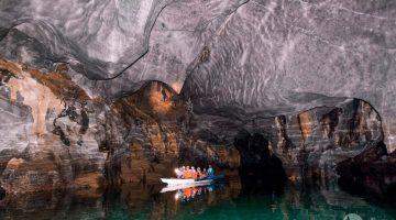 """Rio subterrâneo de Puerto Princesa, um """"lugar assustador"""" (Pikitim #21)"""