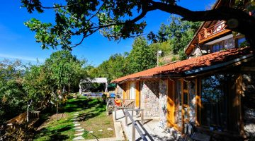 Onde dormi em Ohrid: Robinson Sunset e City Hostel