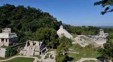 Na rota da civilização Maia
