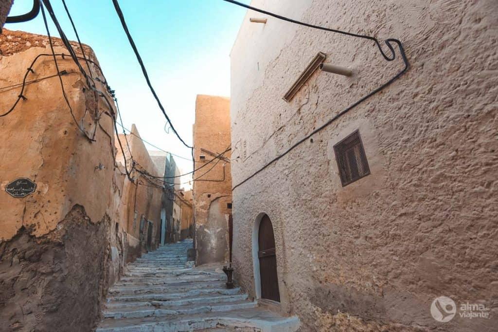 Visitar Ghardaia: aldeia Beni Isguen