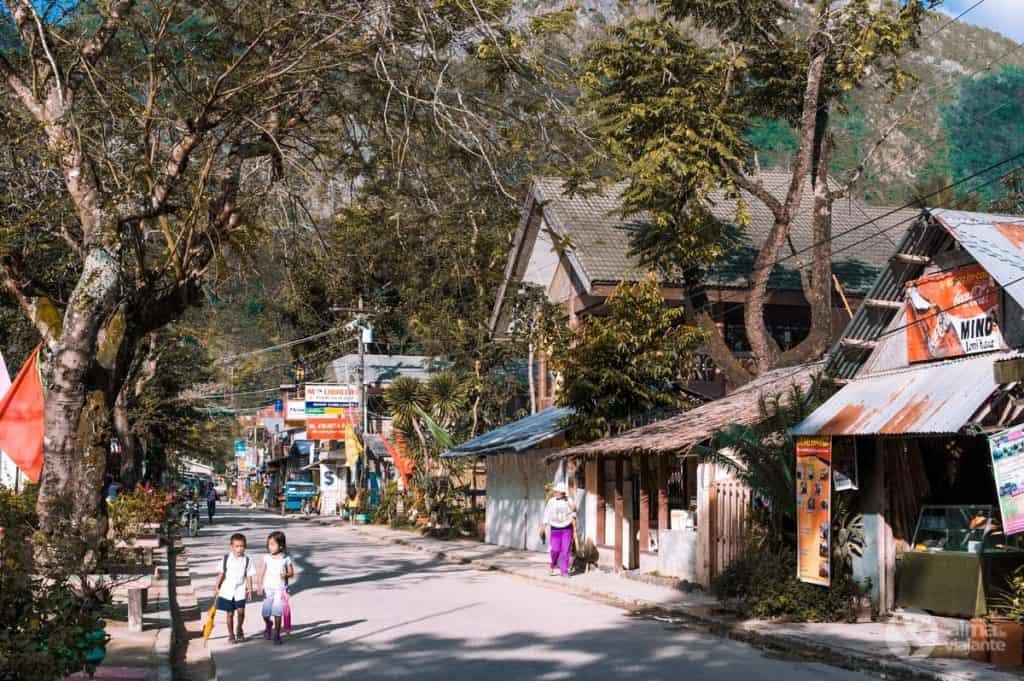 Rua de El Nido, Palawan