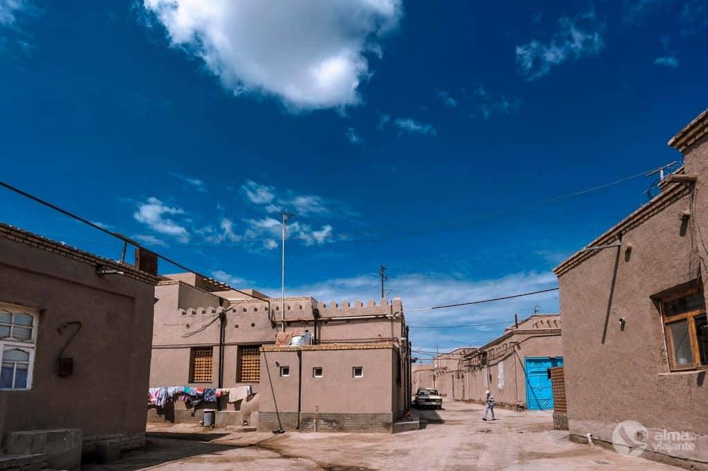 Rua de Khiva