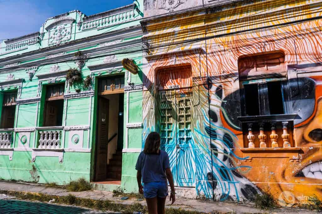 Rua do Amparo, Olinda