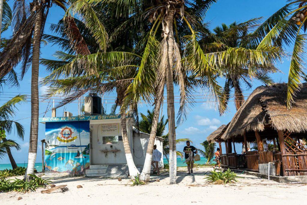 Visitar Punta Allen