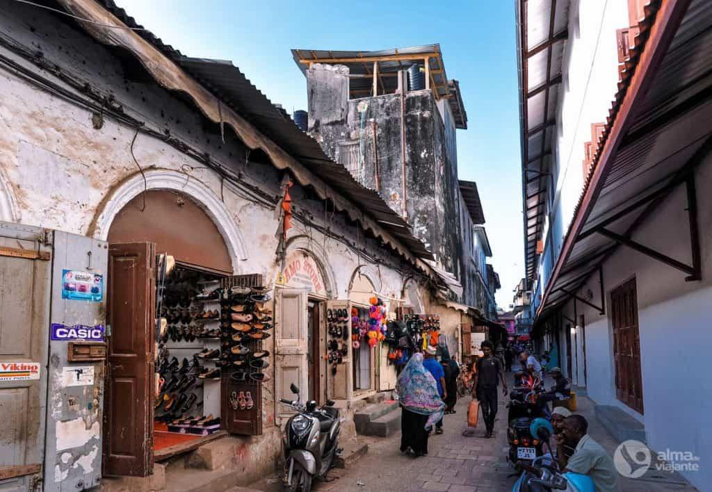 O que visitar em Stone Town: Darajani