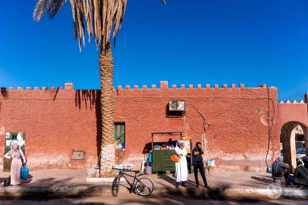 Timimoun, Alžyras