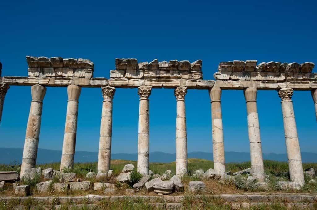 Apamea, Síria