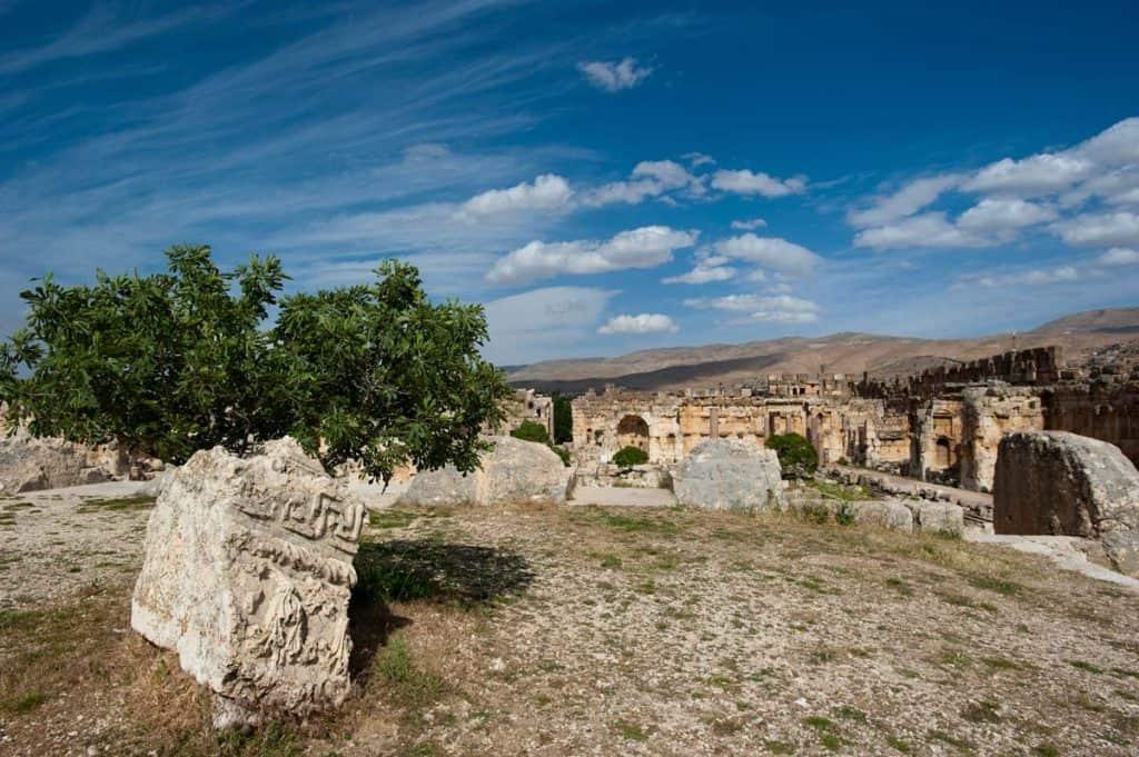 Baalbek, Líbano