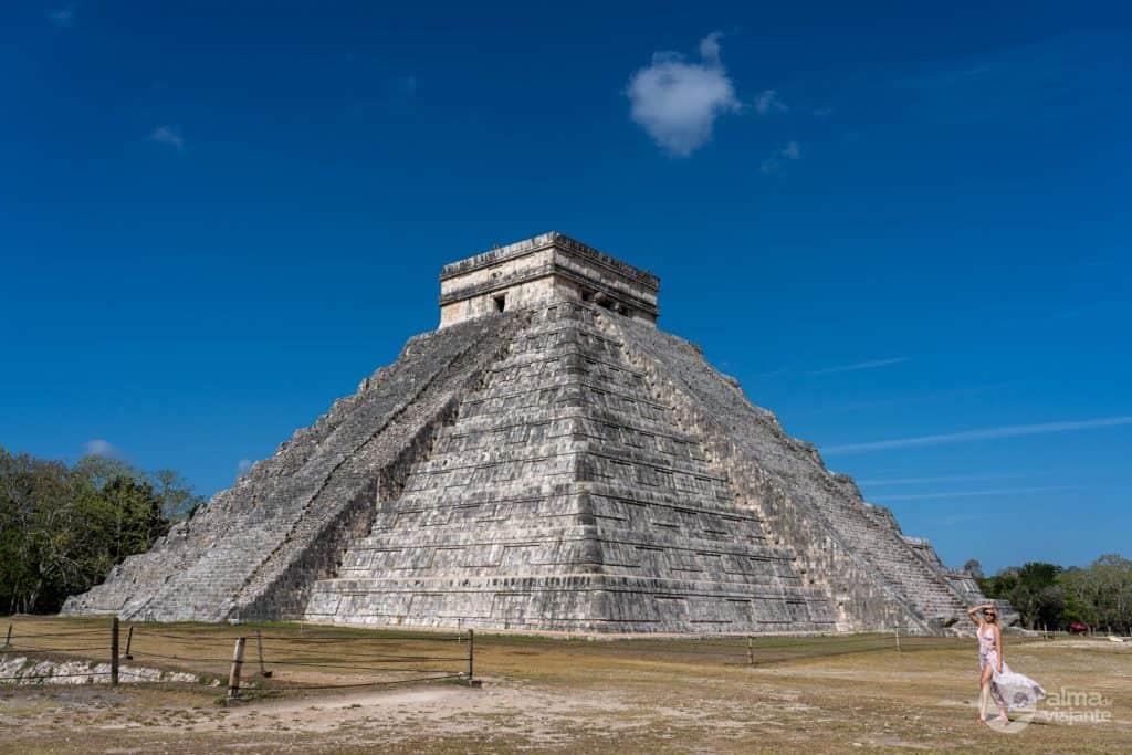 Visitar Pirâmide de Kukulkan