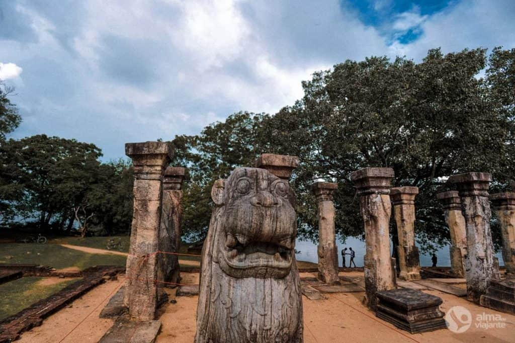Srí Lanka Cestovní průvodce: Polonnaruwa