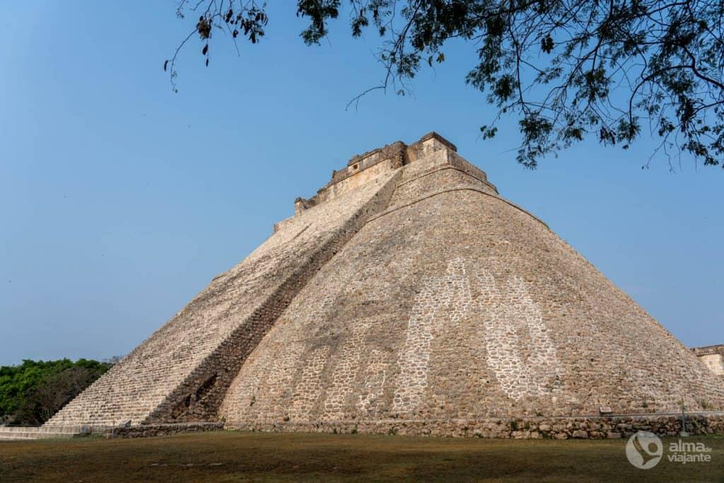 Ruínas de Uxmal, México