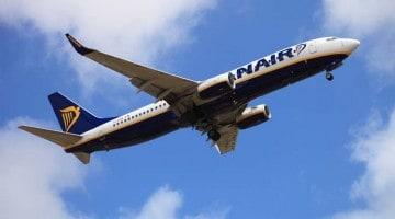 Ryanair regressa à campanha dos 9,90€ por trajecto para 13 cidades da Europa
