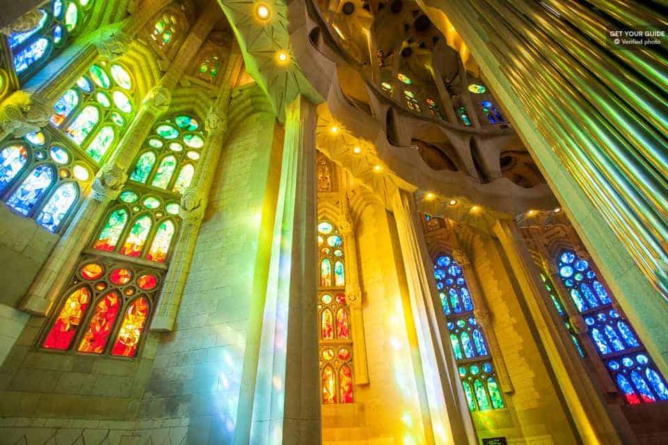 Atrações de Barcelona: Sagrada Família